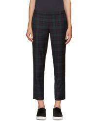 Pantalon slim ecossais original 4264313
