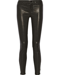 Pantalon slim en cuir original 4264225