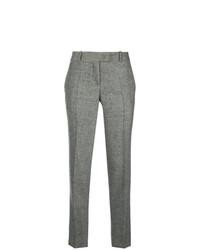 Pantalon slim gris Ermanno Scervino