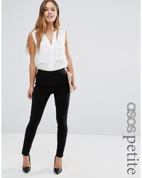 Pantalon slim noir Asos