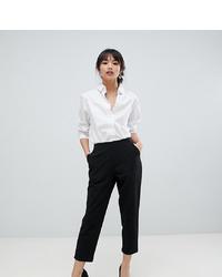 Pantalon slim noir Asos Petite