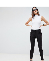 Pantalon slim noir Asos Tall