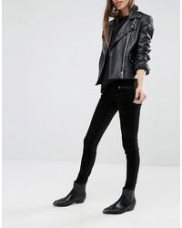 Pantalon slim noir Blank NYC