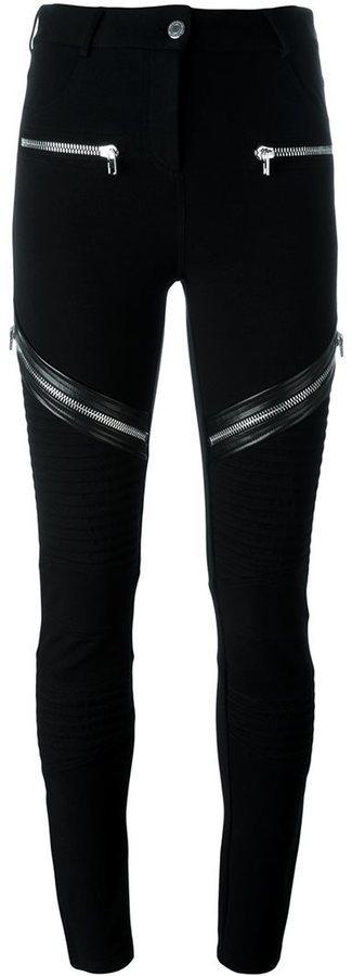 Pantalon slim noir Givenchy