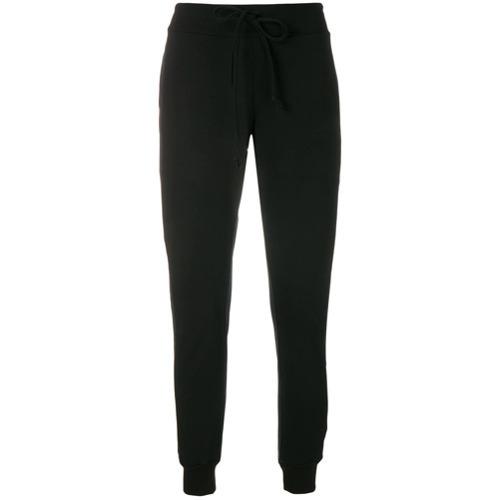 Pantalon slim noir Lost & Found Rooms