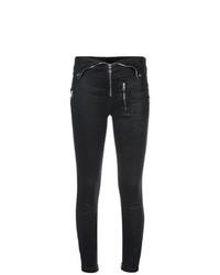Pantalon slim noir RtA