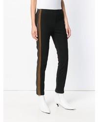 Pantalon slim noir P.A.R.O.S.H.
