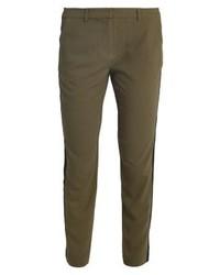 Pantalon slim olive Custommade