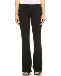 Pantalon style pyjama noir Splendid