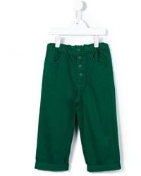 Pantalon vert Caramel