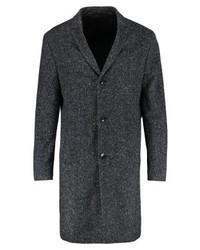 Pardessus à chevrons gris foncé Calvin Klein