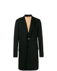 Pardessus noir Dolce & Gabbana