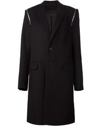 Pardessus noir Givenchy