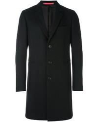 Pardessus noir Paul Smith