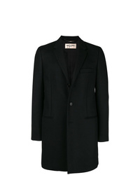 Pardessus noir Saint Laurent