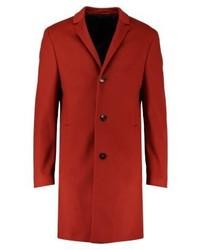 Pardessus rouge Calvin Klein