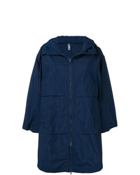 Parka bleu marine adidas by Stella McCartney