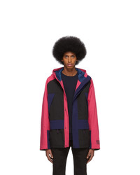 Parka multicolore Ps By Paul Smith