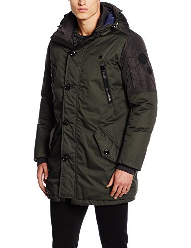 Parka noire G-Star RAW