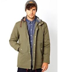 Parka olive Minimum
