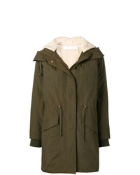 Parka olive See by Chloe