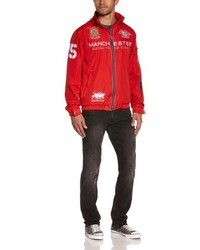 Parka rouge Geographical Norway