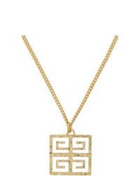 Pendentif doré Givenchy