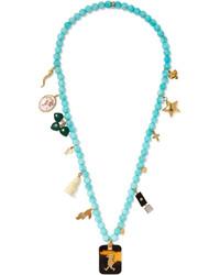 Pendentif turquoise Carolina Bucci