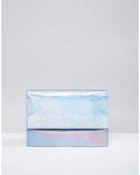 Pochette bleue claire Asos
