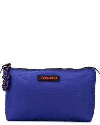 Pochette bleue Dsquared2