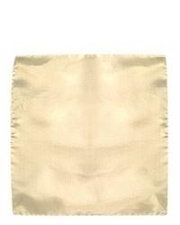 Pochette de costume beige Forzieri