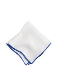 Pochette de costume blanc J.Crew