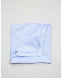Pochette de costume bleu clair Asos