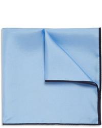 Pochette de costume bleu clair Drakes