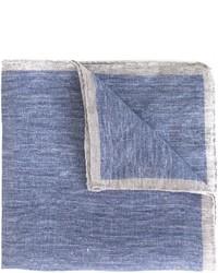 Pochette de costume bleu clair Eleventy