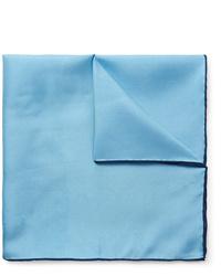 Pochette de costume bleu clair Emma Willis