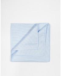 Pochette de costume bleu clair Selected