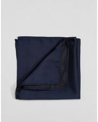 Pochette de costume bleu marine Asos