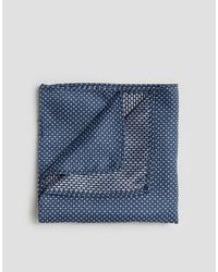 Pochette de costume bleue French Connection