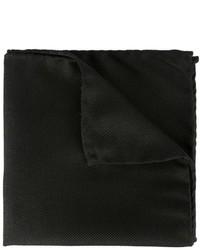 Pochette de costume noire DSQUARED2