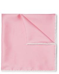 Pochette de costume rose Emma Willis