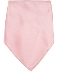 Pochette de costume rose Lanvin