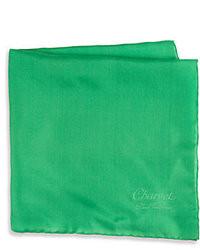 Pochette de costume vert menthe