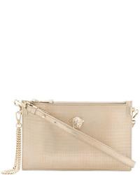 Pochette dorée Versace