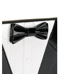 Pochette noire Thom Browne