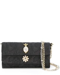 Pochette noire Dolce & Gabbana
