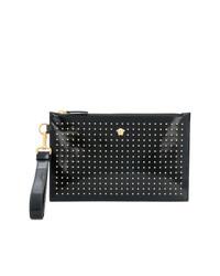 Pochette noire Versace