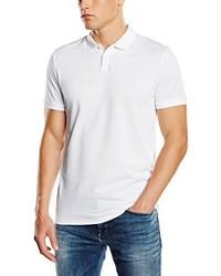 Polo blanc Calvin Klein