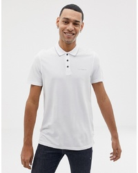 Polo blanc Ted Baker