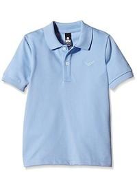 Polo bleu clair Trigema